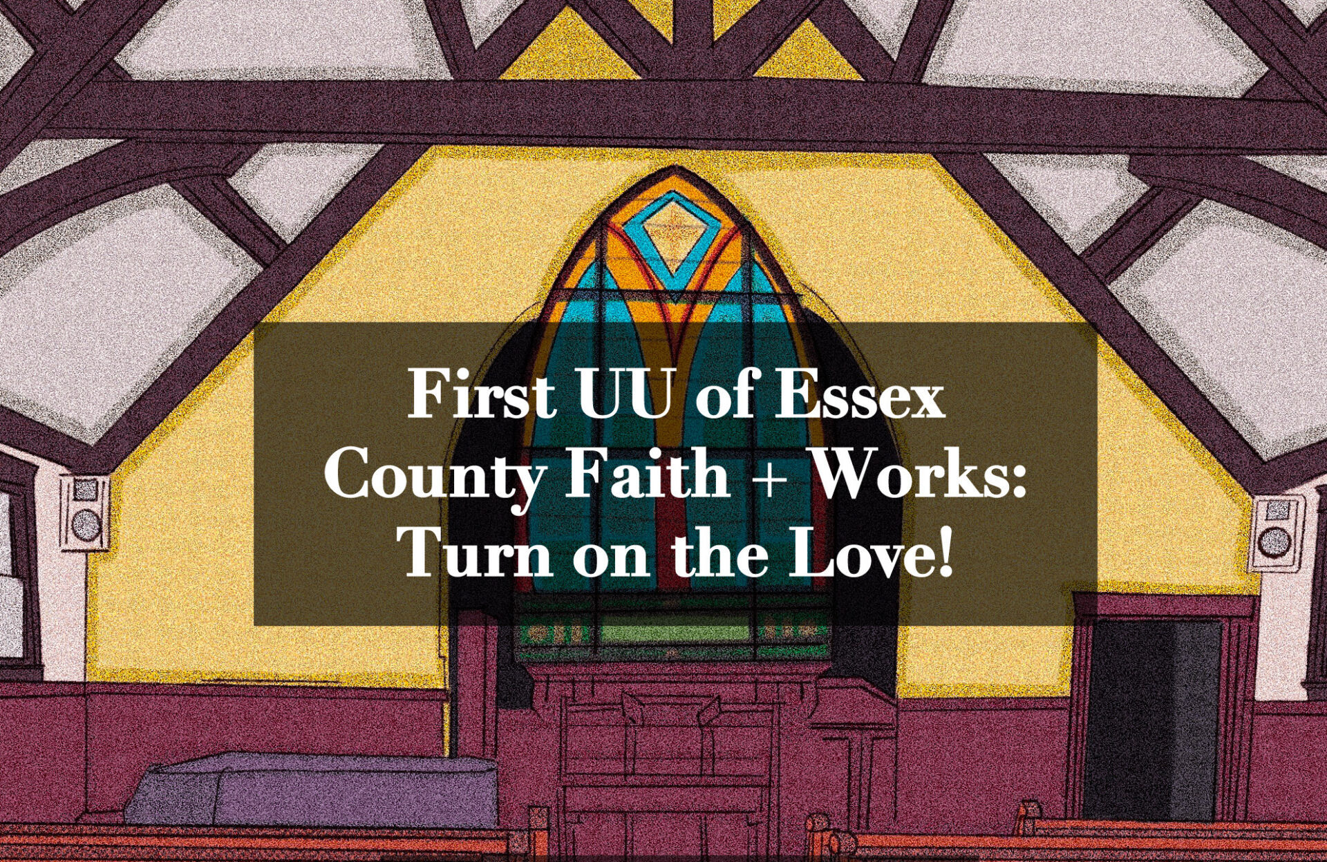 First UU's Faith + Works Online